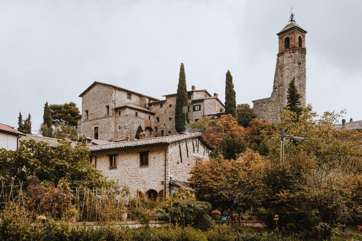 Borgo di Greccio