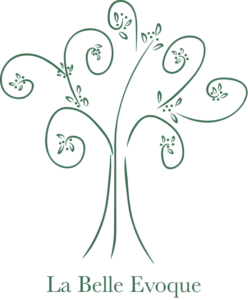 logo verde belle evoque