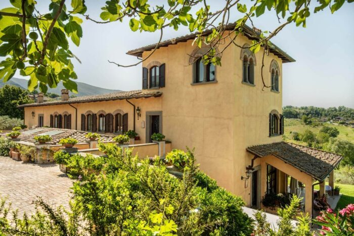 La Belle Evoque Country House in Sabina
